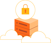 A secure server in the cloud