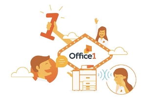 managed IT from Office1 can help solve your information security challenges
