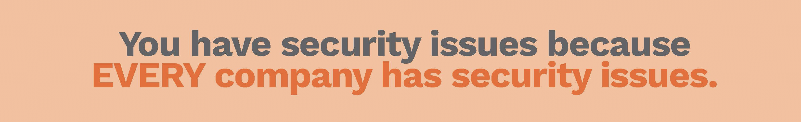 Free eBook 6 security issues every SMB needs to understand
