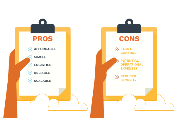 pros and cons of the public cloud