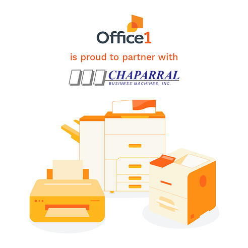 Chaparral Business Machines Inc Office1