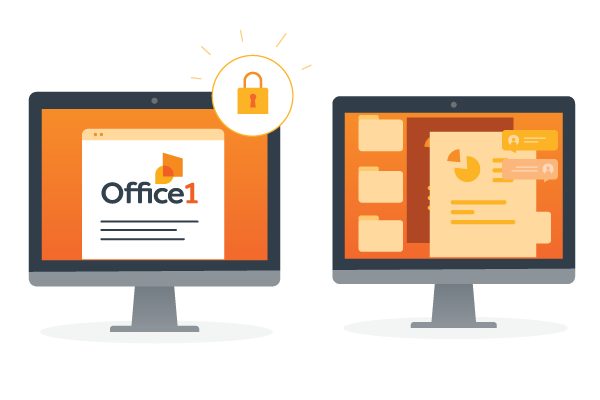 Office1 provides electronic document management service