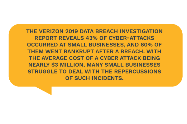 Verizon 2019 Data Breach