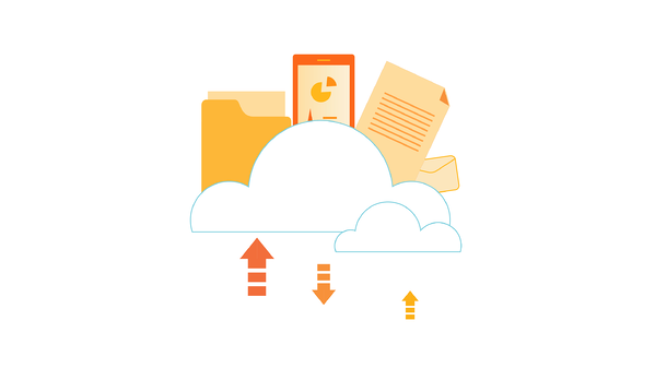 documents loading into the cloud