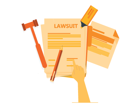 legal ramifications for data loss