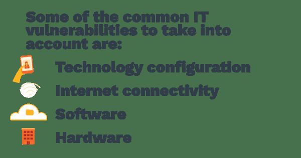 common IT vulnerabilities