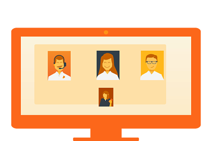 web conferencing work from home