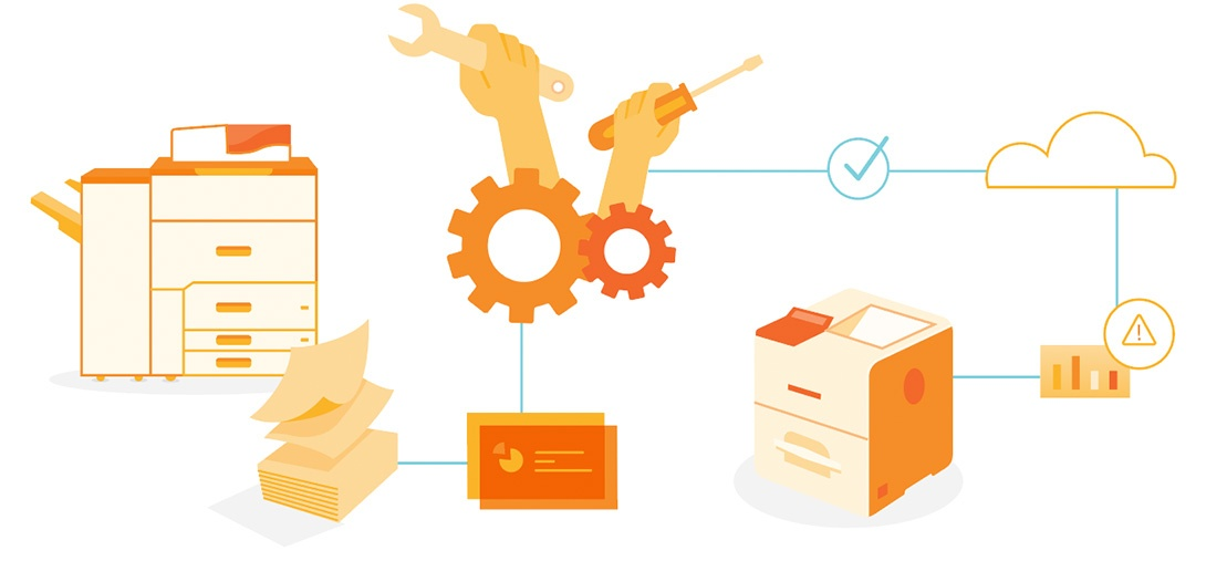 Managed Print - Office1