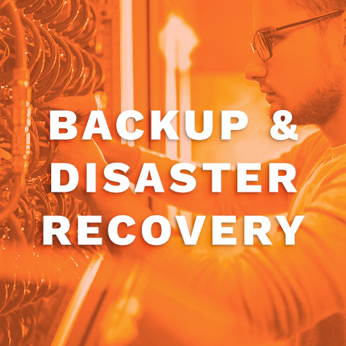 Backup&DisasterRecovery