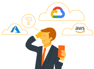 Types of Cloud Computing platforms