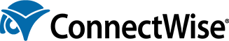 ConnectWise company logo in black text