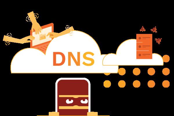 Domain Name Server hijacking